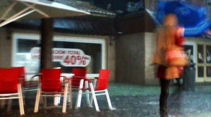 Mallorca rain