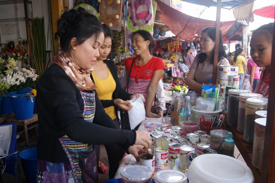 кофе, Лаос