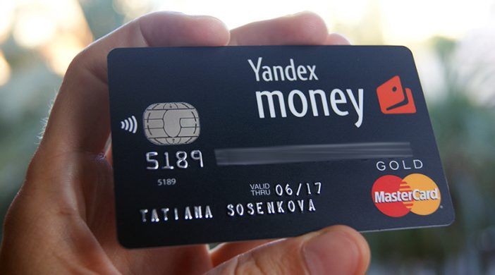 Card Yandex-Money