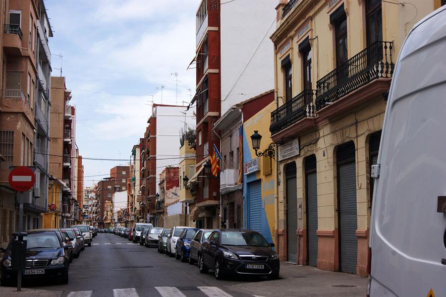 парковка-в-Валенсии