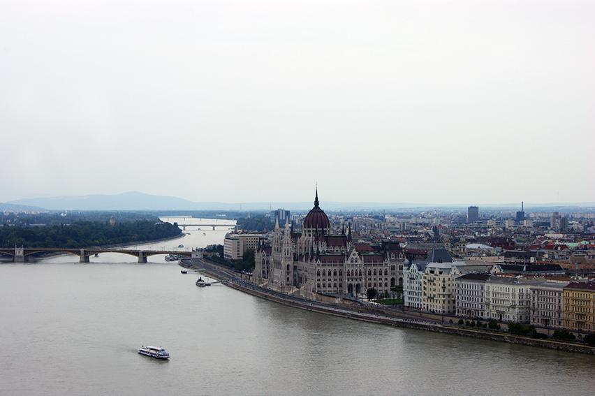 Budapest-Danube-River