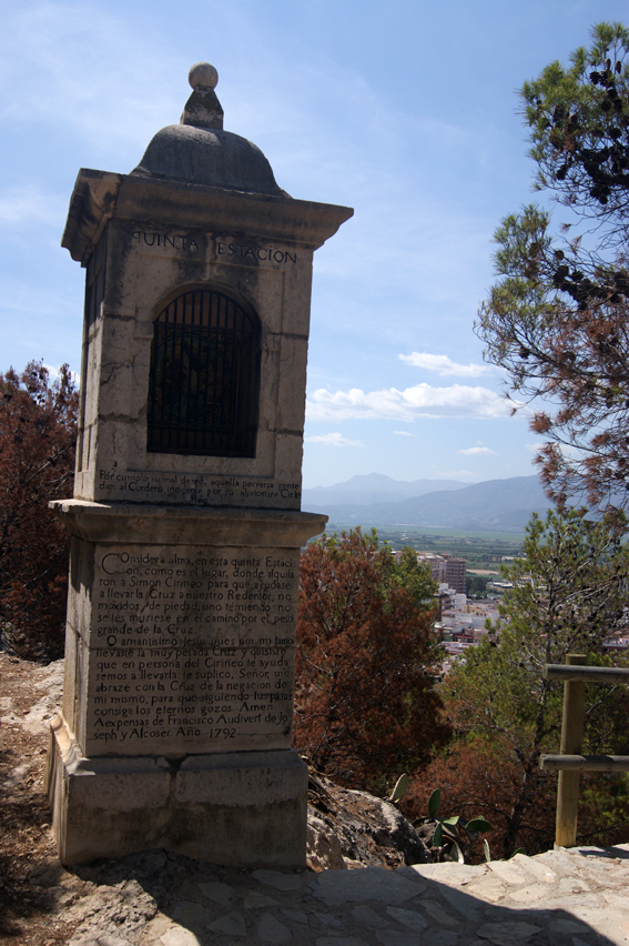 Валенсия горы, Кульера