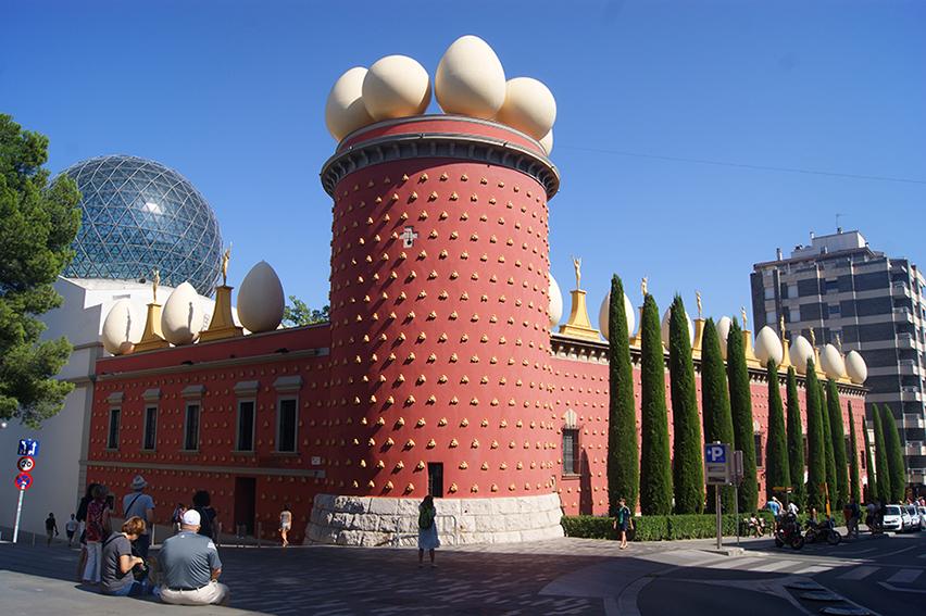 Dalí-Theatre-Museum