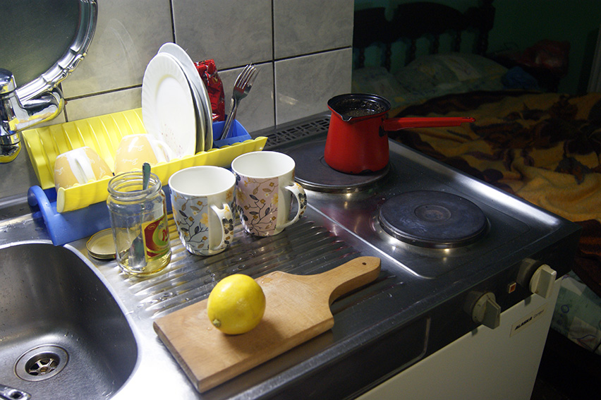 Serbia,-mini-kitchen