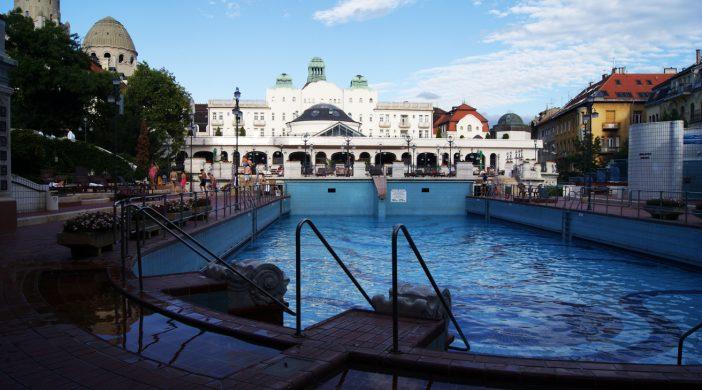 купальни в Будапеште