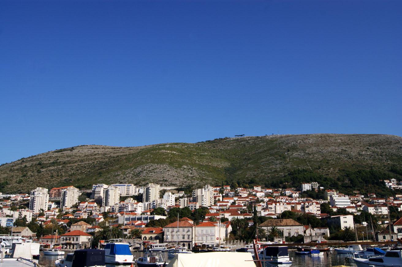 горы в Хорватии