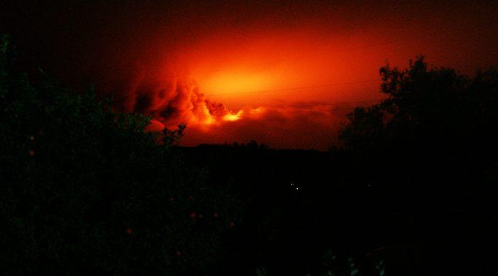 Начало-извержения