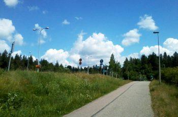 велосипедная трасса