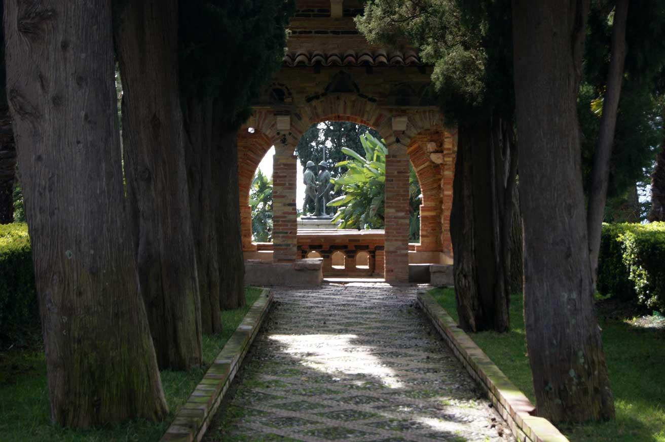 парк таормина