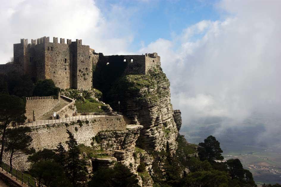 замок Венеры в Эриче