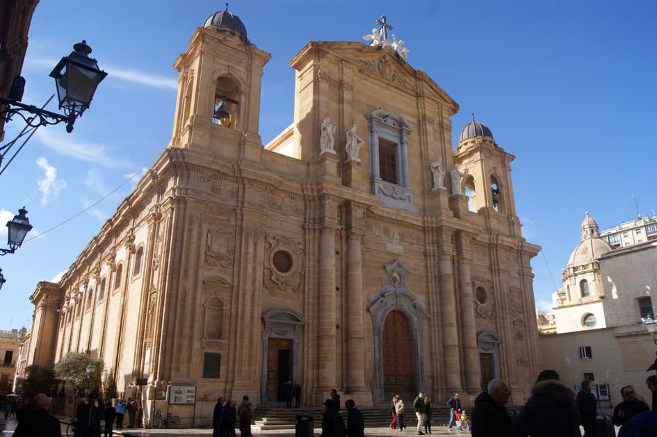 церкви в марсале