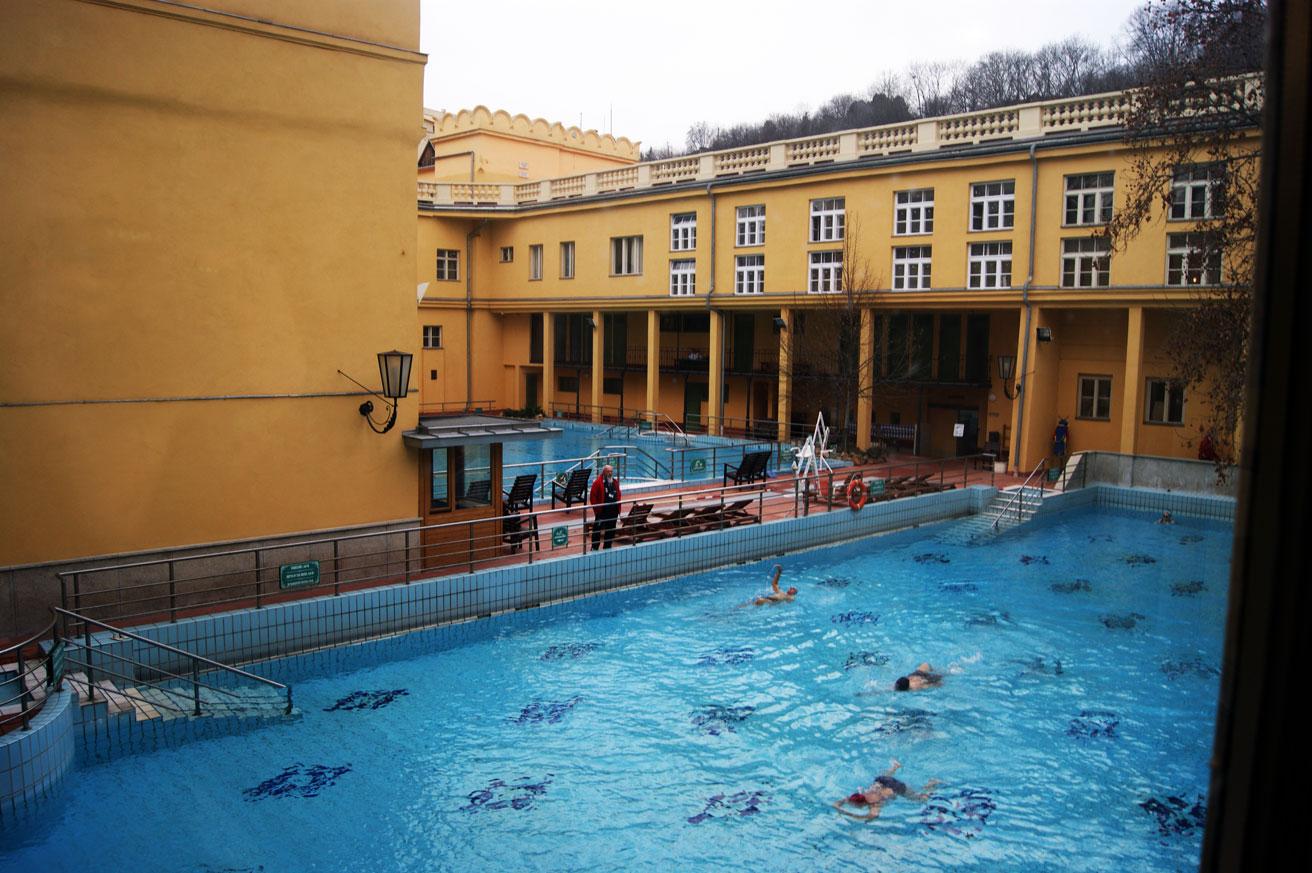 купальни Лукач