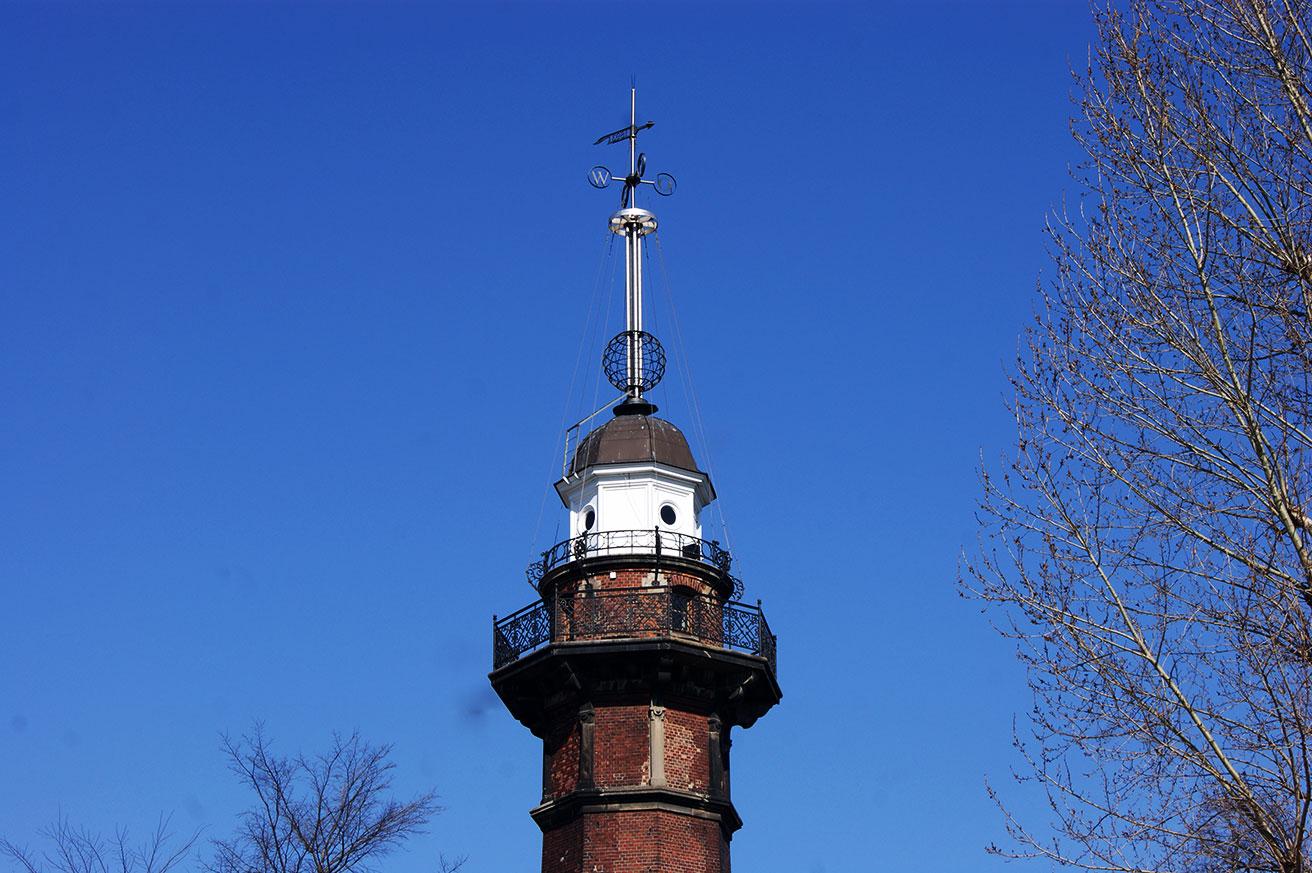 маяк в гданьске