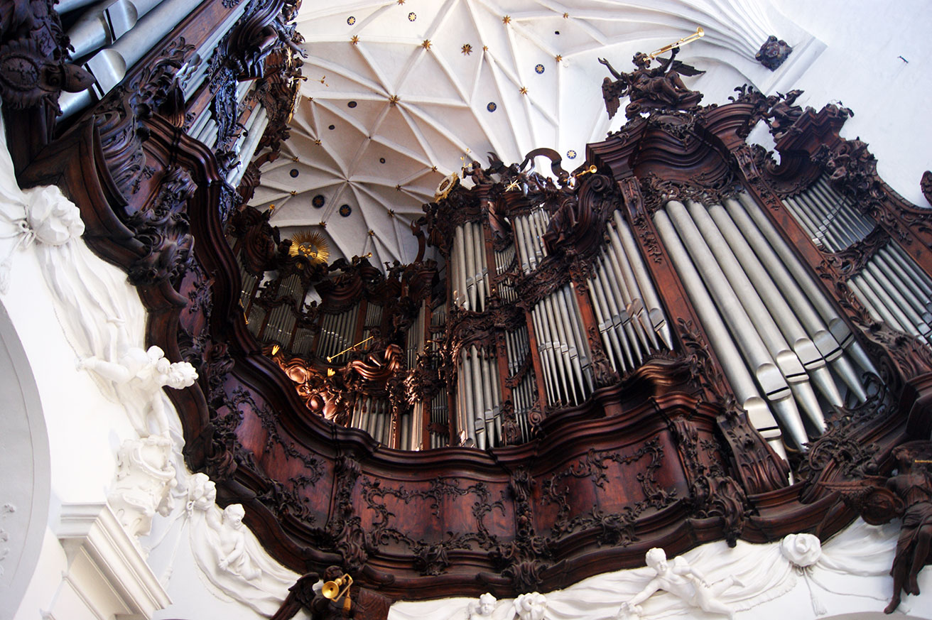 Оливский орган