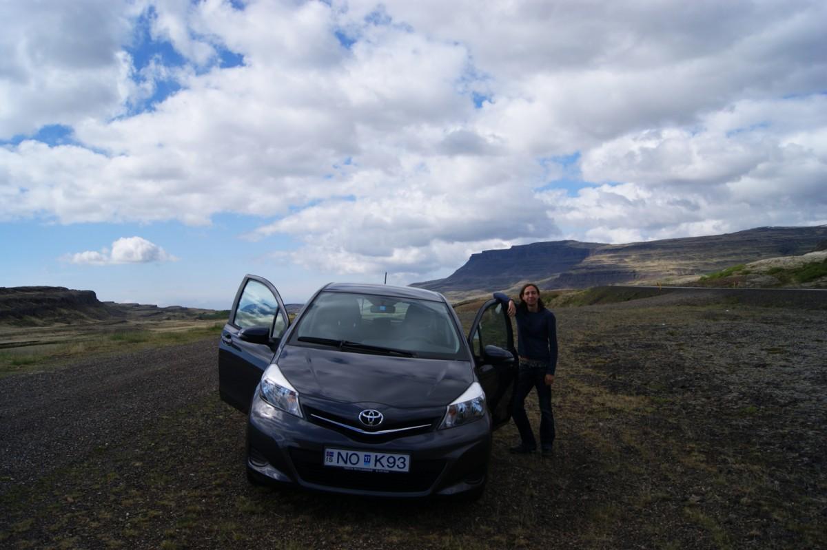 аренда машины в Исландии