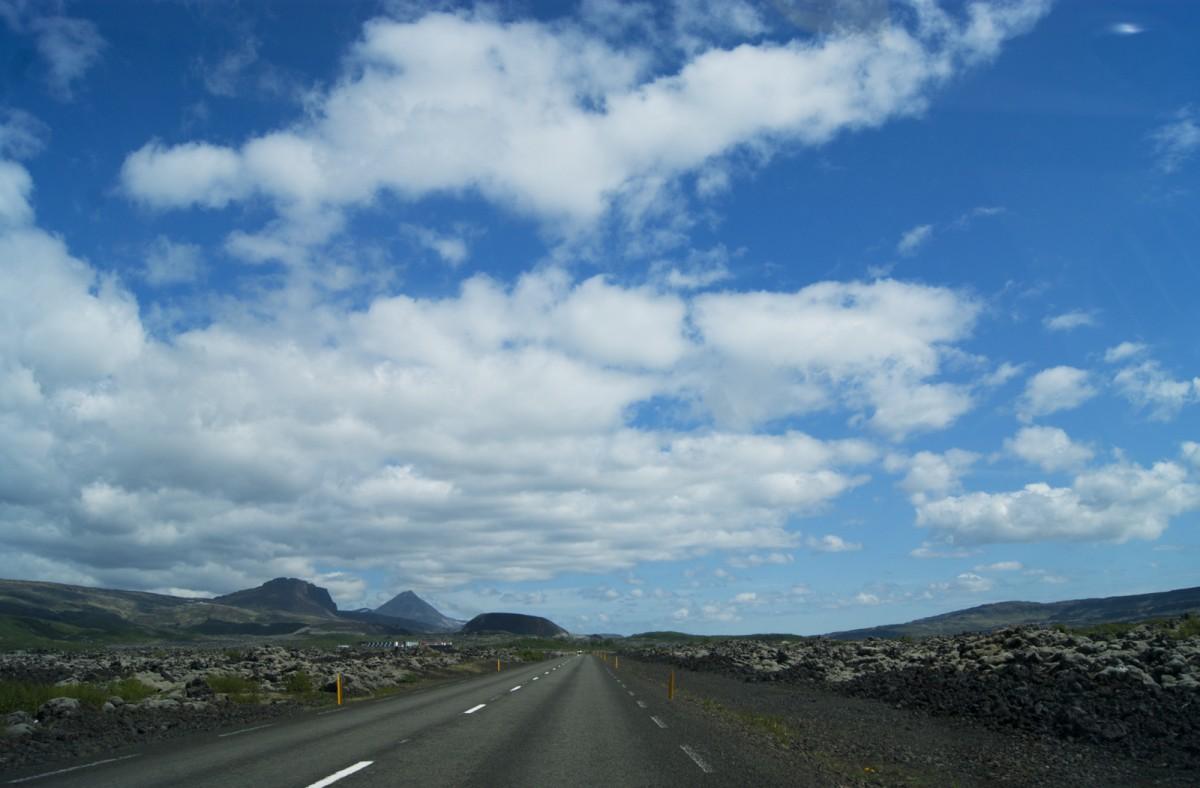 аренда автомобиля в Исландии