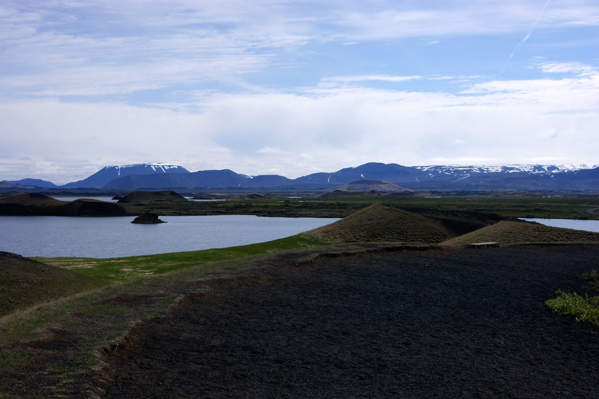 озеро в Илландии