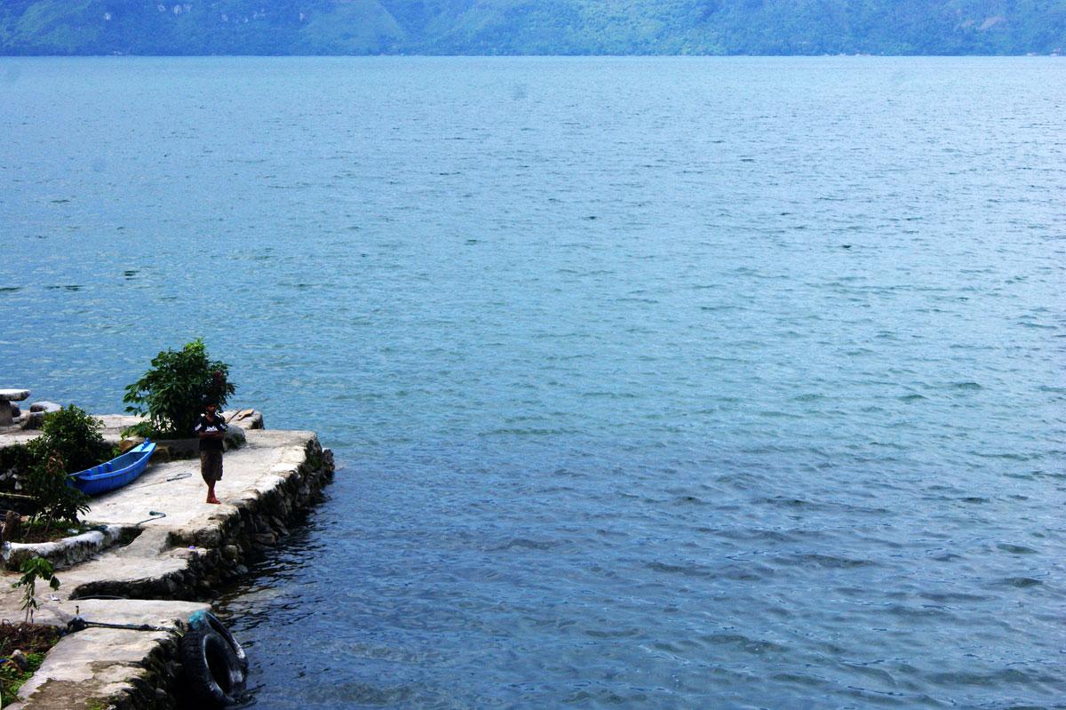 озеро-тоба-Индонезия