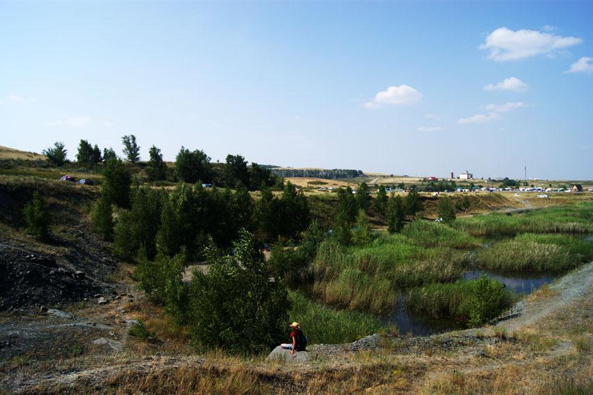 гора-шаманка-аркаим