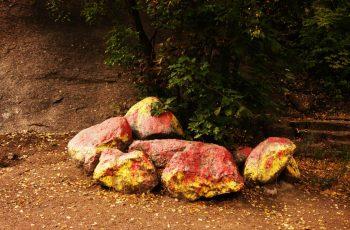 Волшебные камни Выборга