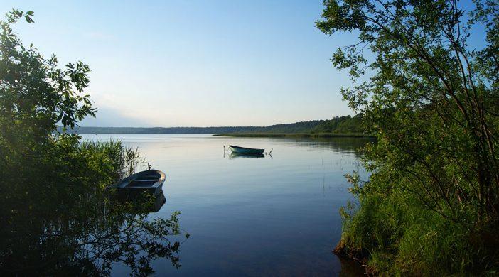 #отдых-на-озере