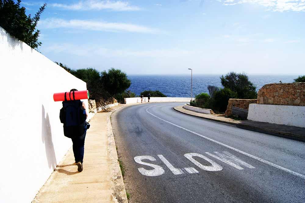 пешком по Мальте