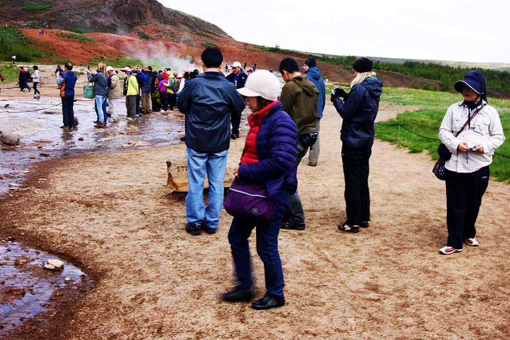 Корейцы в Исландии