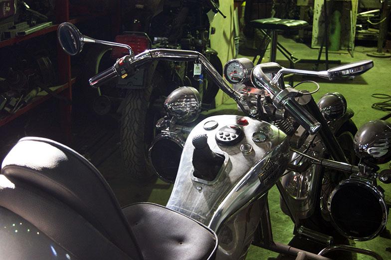 #ретромотоцикл