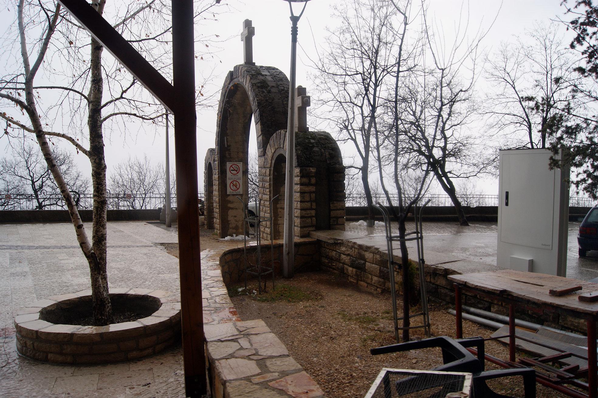 Острог Черногория
