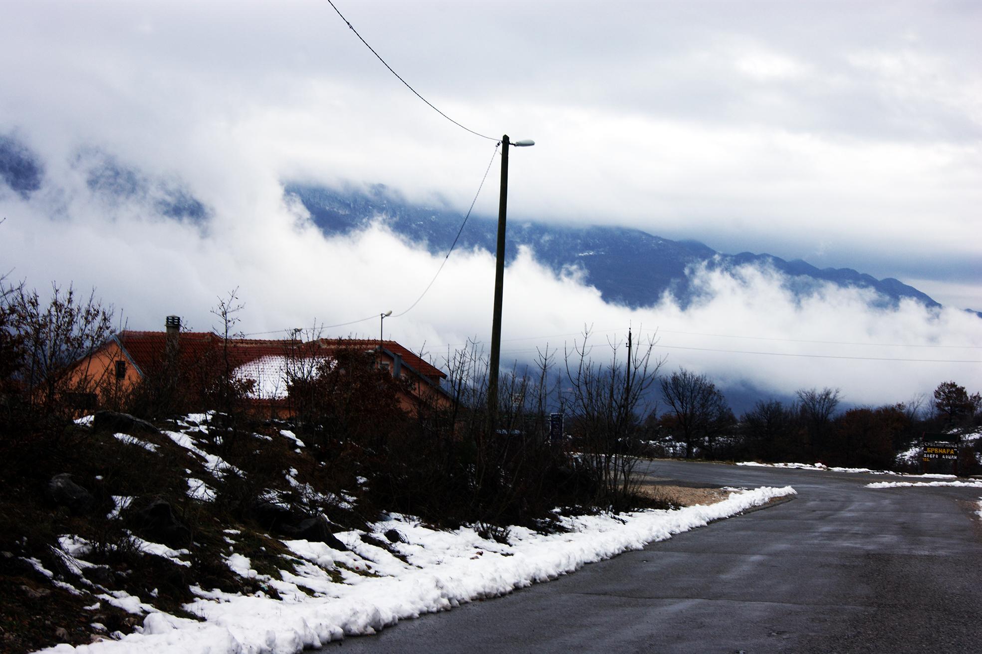 Черногория Острог