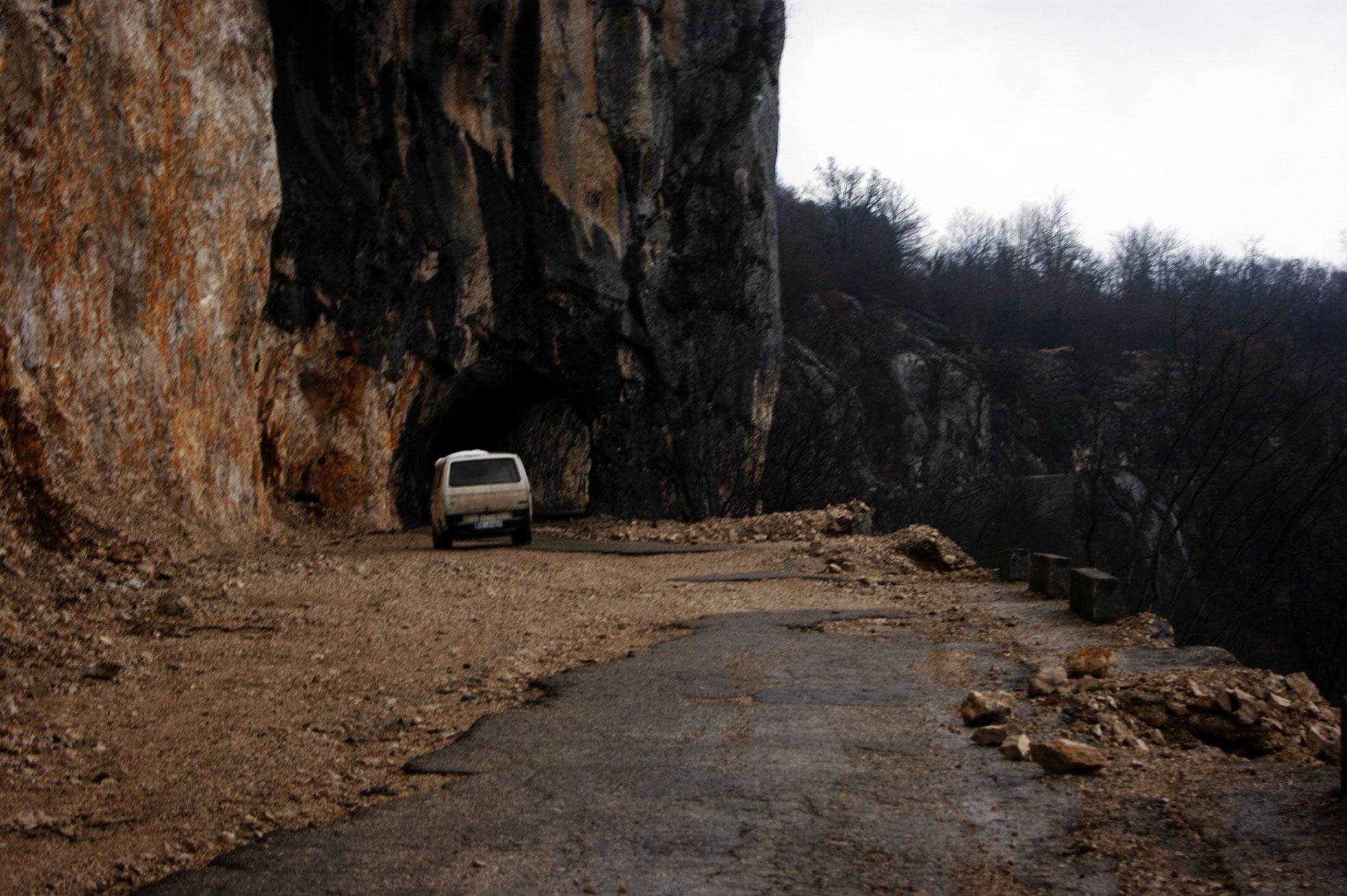 Дорога к Острогу