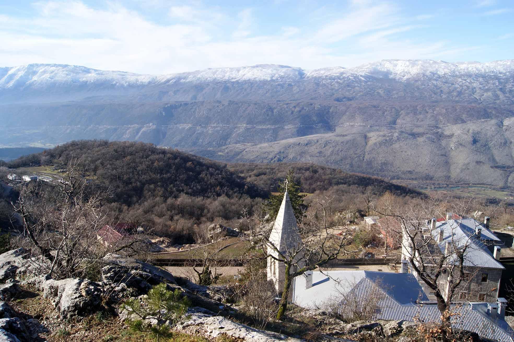 Черногория, Острог