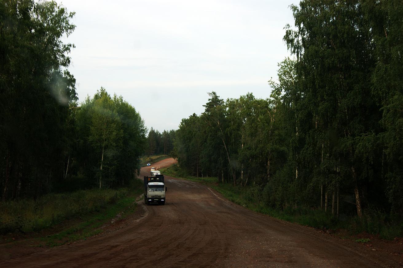 на Байкал на авто