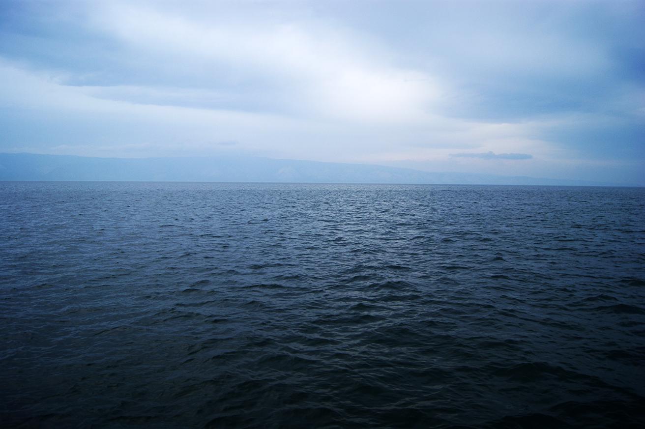 Байкал в августе